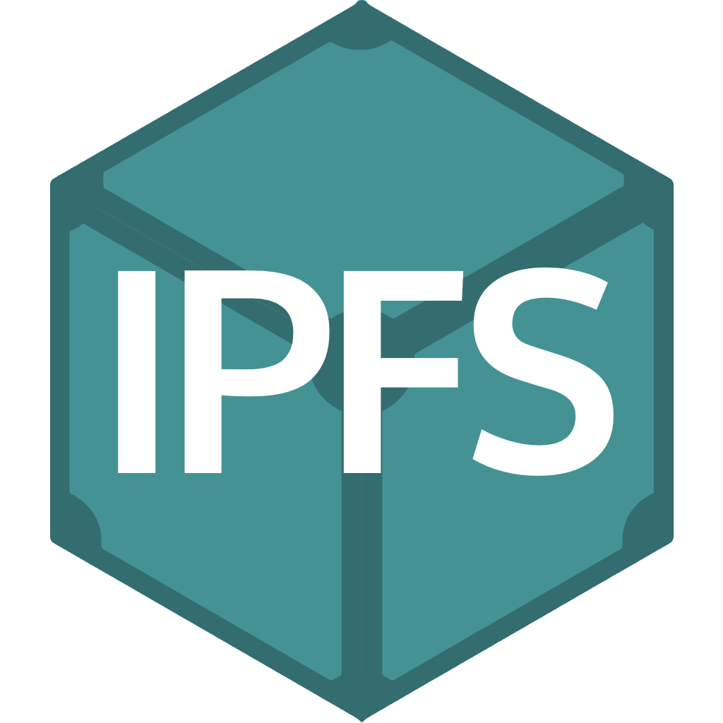IPFS Distributed Web logo
