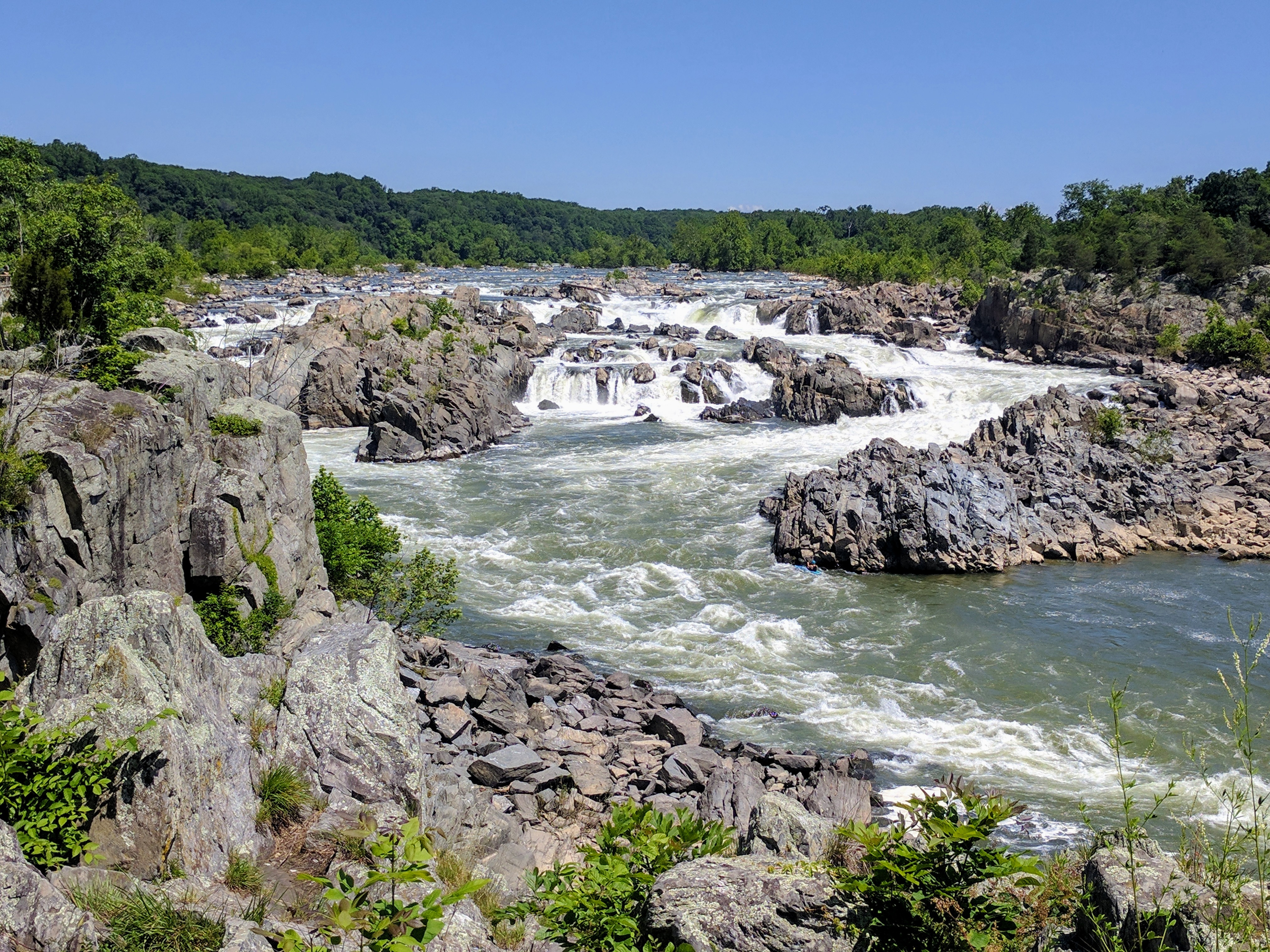 Great Falls National Park, Great Falls, Virgina