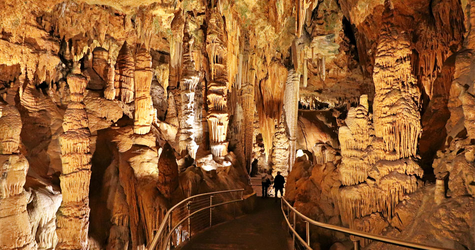 Luray Caverns, Luray, Virginia