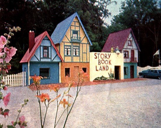 Story Book Land theme park, Woodbridge, Virginia